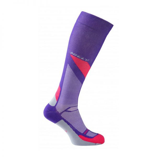 marathon_fresh_compression_sock_purple_pink_side1