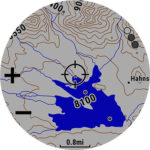 fenix 5 plus mapa