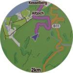 fenix 5x plus mapa